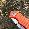 Нож складной With Armour WA-008OR Steel 440C , фото 6