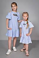 Детское летнее платье для девочек