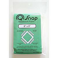 Пяльцы квадратные Q-Snap 6х6in (15х15см), фото 1
