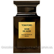 Парфюмированная вода tom ford noire de noir 100 ml private collection (копия)