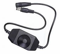 Диммер для светодиодного освещения (12В/24В)6А с ручкой-регулятором, фото 1