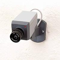 Видеокамера муляж, камера обманка, камера муляж, Realistic Looking Security Camera