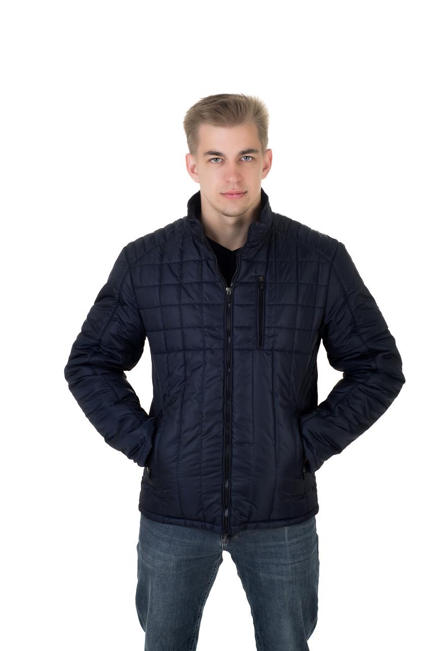 a4519567 Куртка мужская деми Андре темно-синий (48-58) - цена 790 грн. Купить ...