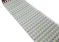 Светодиодная линейка 5630(144LED) 12В 21Вт 2000Лм белый (тёплый)
