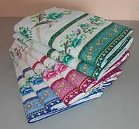 Полотенце банное сауна махра 180х90 см