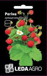 """Семена земляники Регина, 0,2 гр., ТМ """"ЛедаАгро"""""""