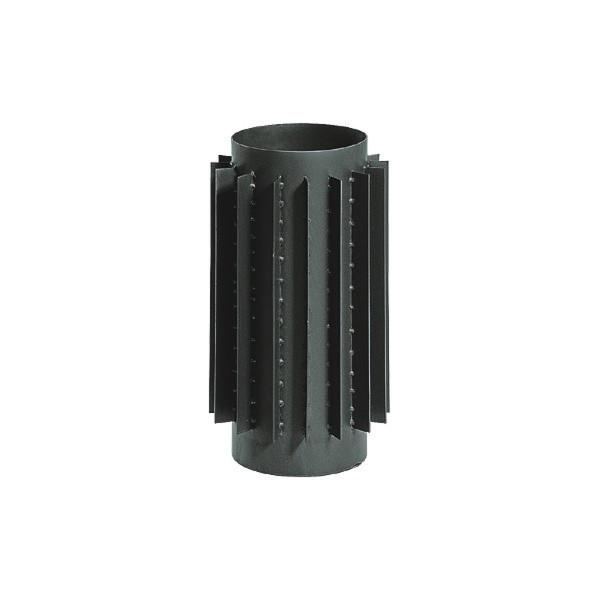 Радиатор-ребристая труба 50 см. диаметр 150 мм.