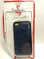 Чохол Pierre Cardin для телефону iPhone 4 / 4s синій