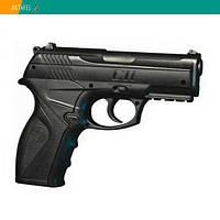 Пневматический пистолет Crosman C11 газобаллонный CO2 146 м/с