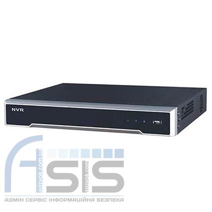 32-канальный 4K сетевой видеорегистратор Hikvision DS-7632NI-I2/16P, фото 2