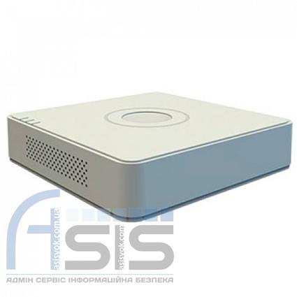 4-канальный сетевой видеорегистратор Hikvision DS-7104NI-E1/4P, фото 2