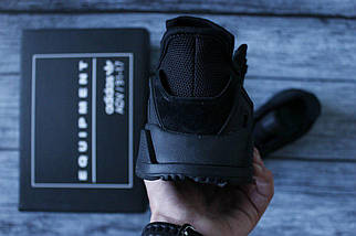 Крутые мужские кроссы Adidas EQT Cushion ADV / реплика (1:1 к оригиналу), фото 3