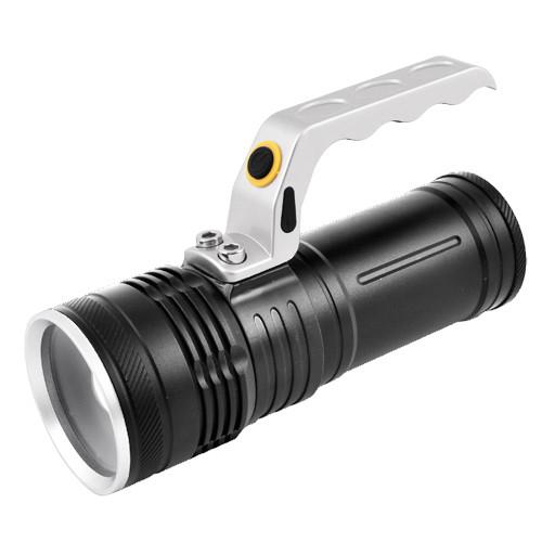 Переносной фонарь Bailong S912 XPE+COB