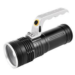 Переносний ліхтар Bailong S912 XPE+COB