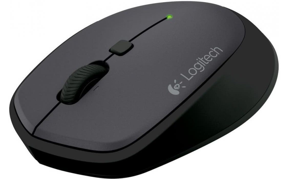 Беспроводная мышь Logitech M335 Wireless Black USB (910-004438), мышка