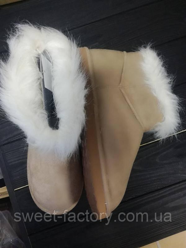 Продам новые зимние ботинки угги UGG H&M
