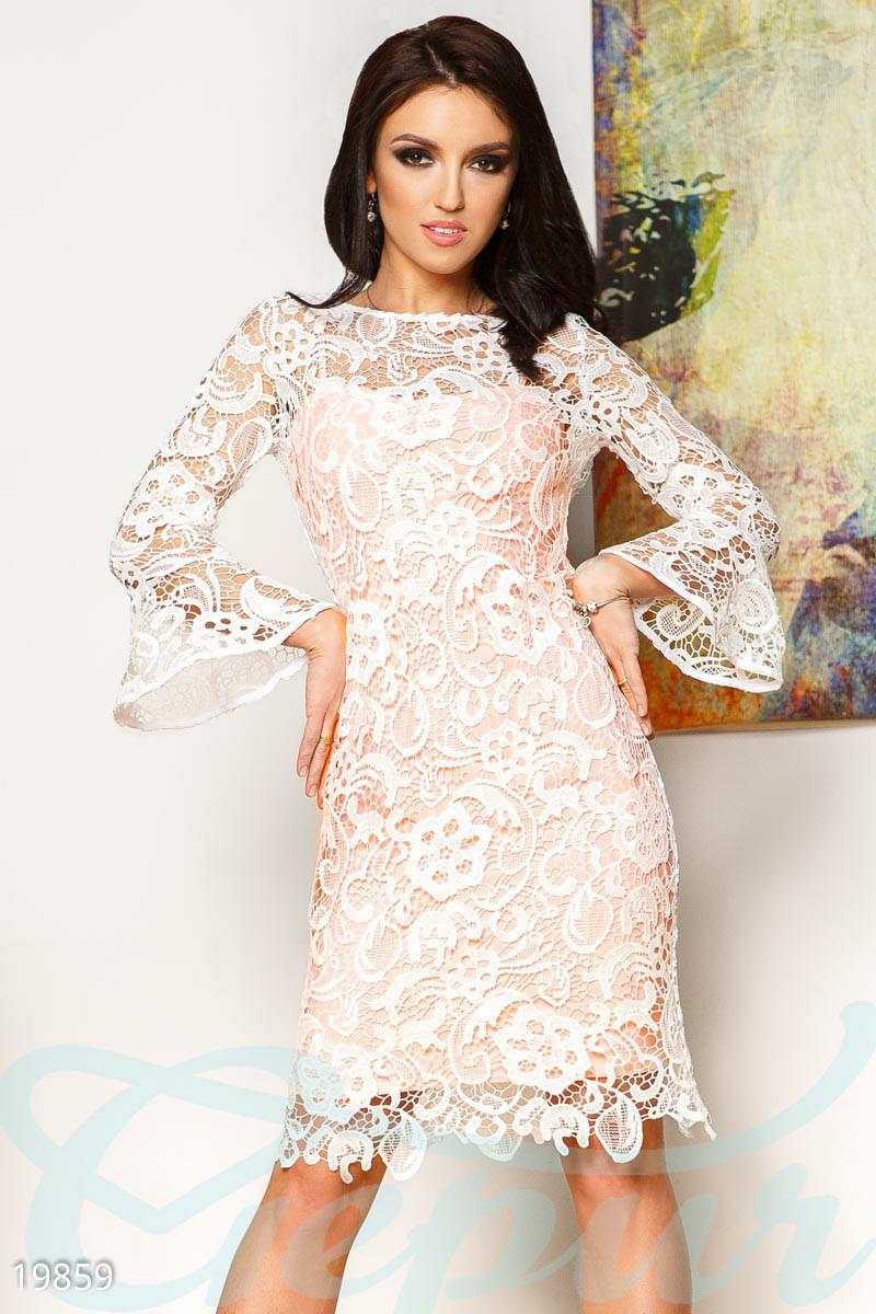6b5324dad025eb5 Кружевное Платье Двойка — в Категории