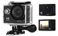 Экшн камера 4 K, Wi Fi