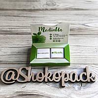 Шоколадный набор с лого '' Визитка 2'' Корпоративные подарки, Подарки с логотипом, Сувенир с лого