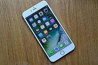 Apple Iphone 6 Plus 16Gb Silver Neverlock Оригинал! , фото 1