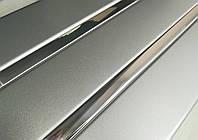 Реечный потолок металлик Флеш с зеркальной вставкой, комплект