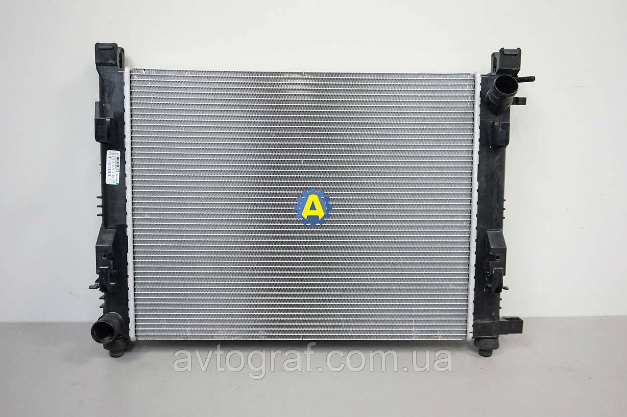 Радиатор охлаждения двигателя(основной) на Рено Дастер(Renault  Duster) 2010- 2017