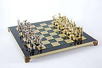 "Шахматы Manopoulos ""Геркулес и Полубоги Олимпа"" 36х36см, фото 1"