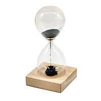 Песочные магнитные часы 9Pig Прозрачные