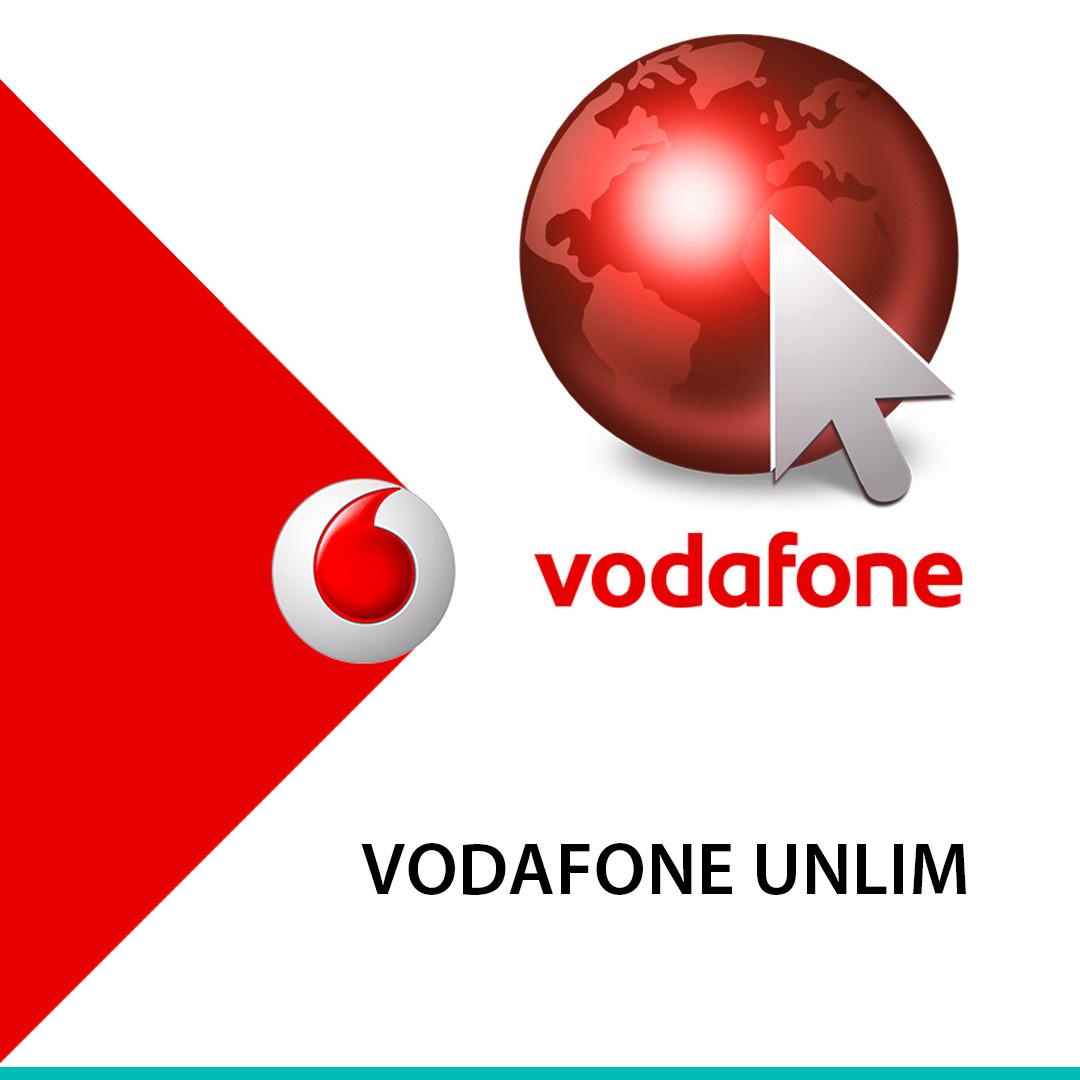 Vodafone 3G Unlim