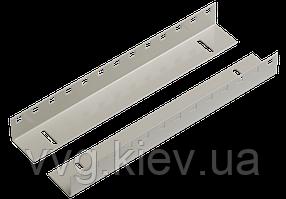 Уголок вертикальный 490 оцинкованный для КСРМ, 2 шт., IEK