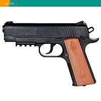 Пневматический пистолет Crosman Colt 1911 Кольт газобаллонный CO2 146 м/с, фото 1