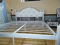 Двуспальная кровать Металл-Дизайн Эсмеральда-Люкс, фото 1