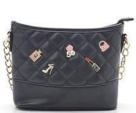 0341f4060769 Женская сумка клатч Little Pigeon 7-1 black клатчи и сумки женские на плечо  купить