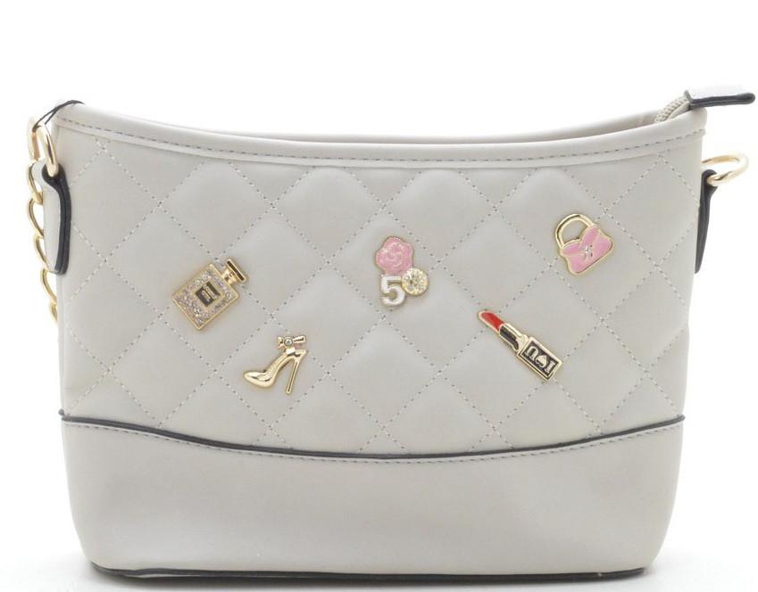 bb2288a13c8a Женская сумка клатч Little Pigeon 7-1 grey клатчи и сумки женские на плечо  купить
