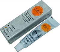 Гелевая краска 5мл серебро nkg-ch-14 yre