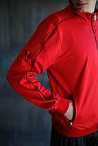 Мужской спортивный костюм Puma (красный), фото 2