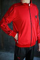 Мужской спортивный костюм Puma (красный)