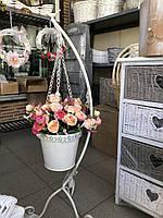 Подставка для вазонов с цветами декор