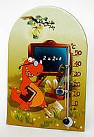 Комнатный термометр на липучке «Зоо мир», исп.2 (разные расцветки), фото 1