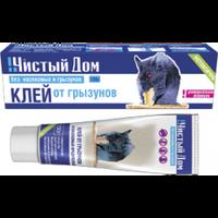 """Клей от грызунов и насекомых """"Чистый Дом"""" (Россия) 60 г"""