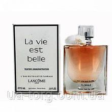 Тестер женский Lancome La Vie est Belle Florale EDT