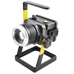 Переносний ліхтар Bailong Police BL-2144 (T6+UV)
