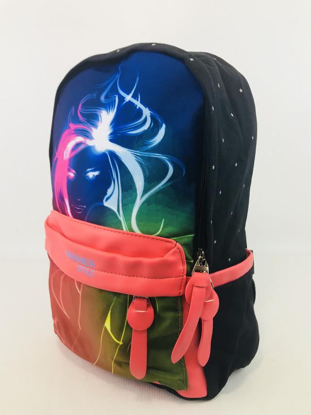 """Подростковый школьный рюкзак """"Winner Stile J222-2"""""""