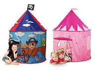 Палатка M 3317B домик,105-105-125см,вход-накидка,завяз,окно-сетка, в кор-ке,43-43-6,5см