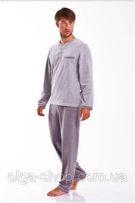 Пижама мужская теплая зимняя Dobra Nocka 4060