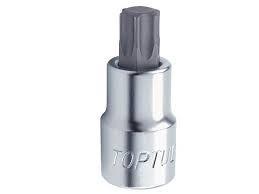 """Головка с насадкой TORX T20 37mm 1/4"""" TOPTUL BCFA0820"""