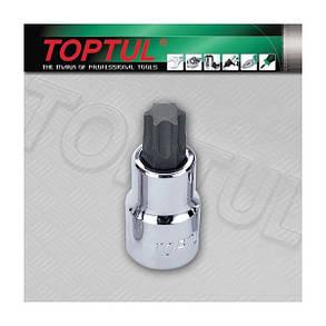 """Головка с насадкой TORX T20 37mm 1/4"""" TOPTUL BCFA0820, фото 2"""