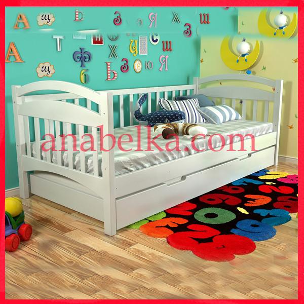 Кровать деревянная Алиса (Arbor)