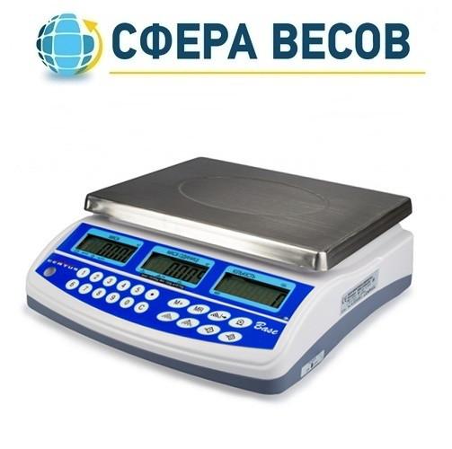 Весы счетные Certus Base CBCo (6/15 кг - 2/5 г)