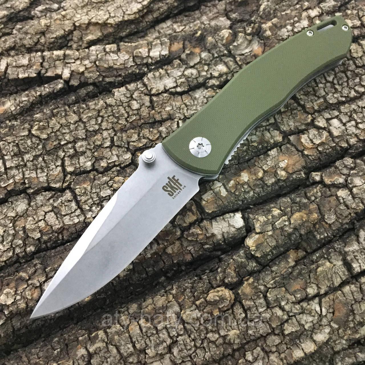 Нож Skif Swing Olive (IS-002OG)